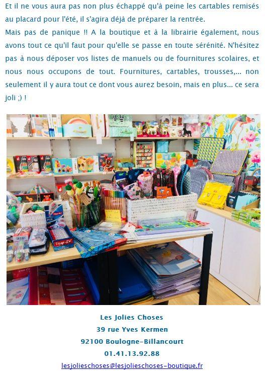 Papeterie - Jouets - Les Jolies Choses Clipb113