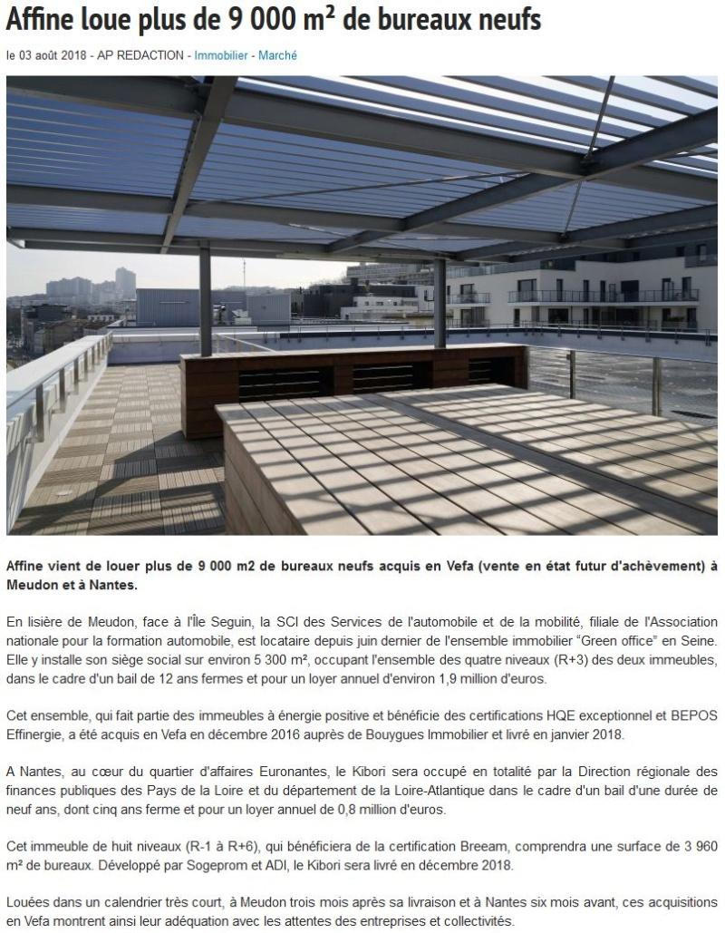Immeuble GreenOffice en Seine (Meudon sur Seine) Clipb182