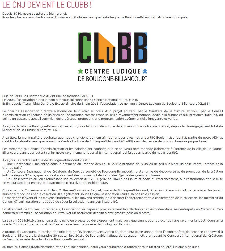 Centre Ludique de Boulogne-Billancourt (CLuBB) Clipb204
