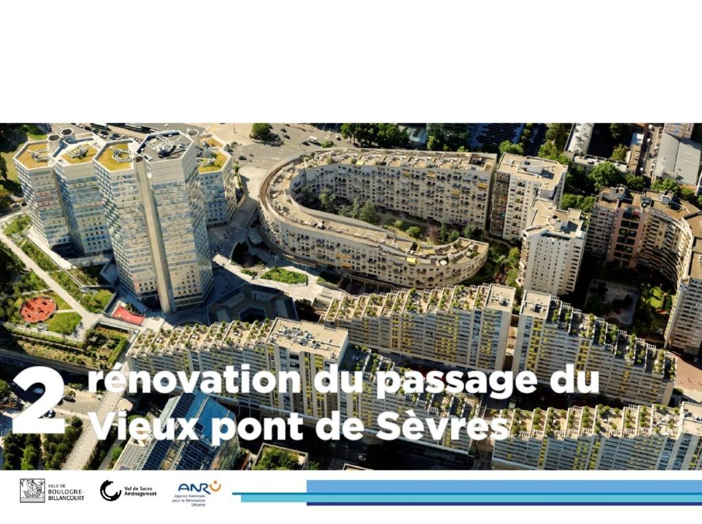 Rénovation du passage commercial du quartier du Pont de Sèvres Clipb223
