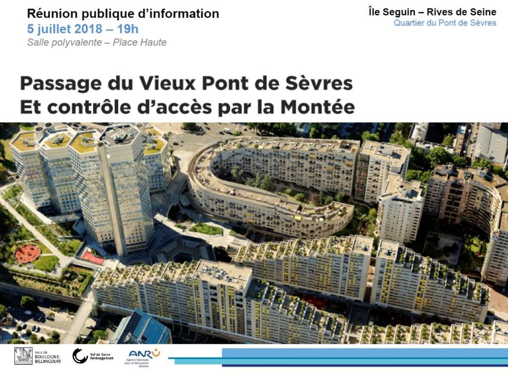 Rénovation du passage commercial du quartier du Pont de Sèvres Clipb224