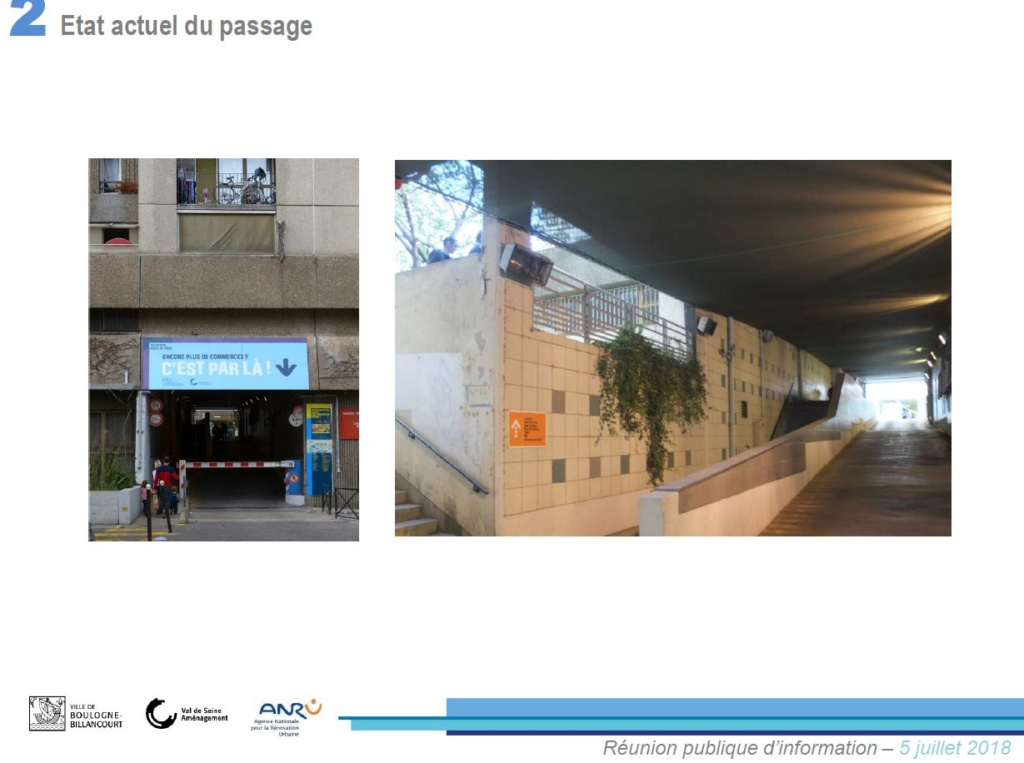 Rénovation du passage commercial du quartier du Pont de Sèvres Clipb225