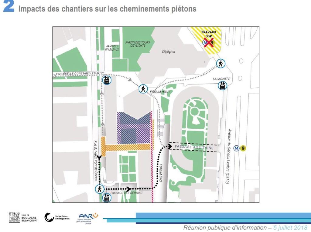Rénovation du passage commercial du quartier du Pont de Sèvres Clipb231