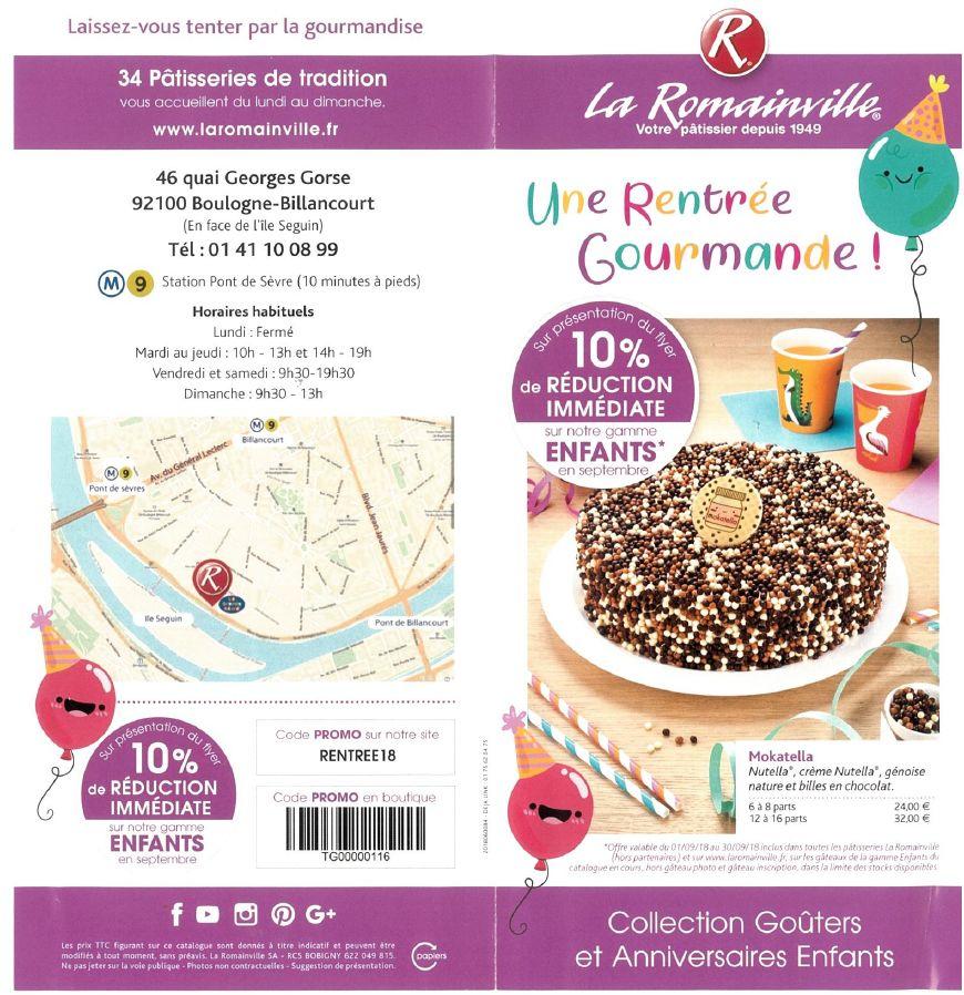Patisserie La Romainville Clipb264