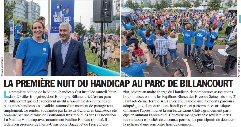 La Nuit du Handicap Clipb267