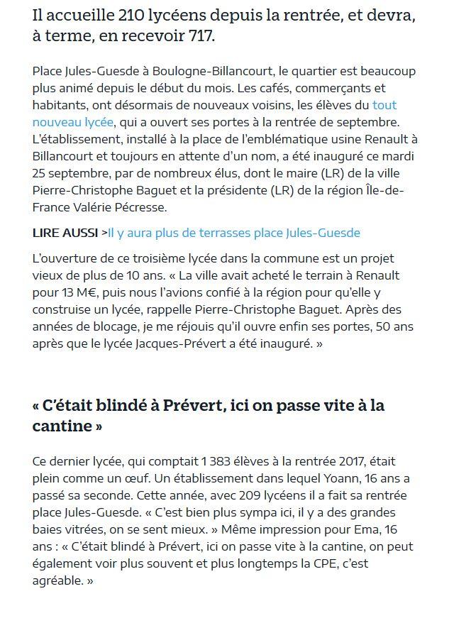 Informations sur le lycée du trapèze Clipb348