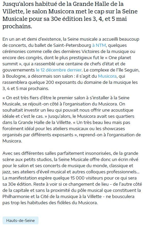 Concerts et spectacles à la Seine Musicale de l'île Seguin - Page 3 Clipb450