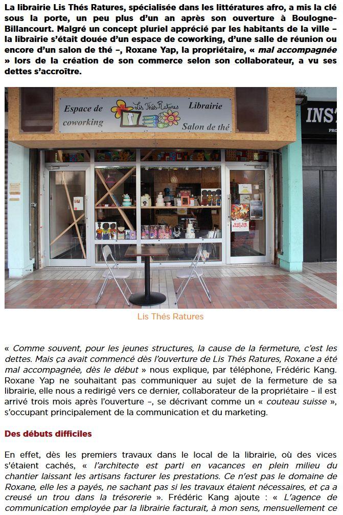 Espace de coworking Lis thés ratures Clipb456