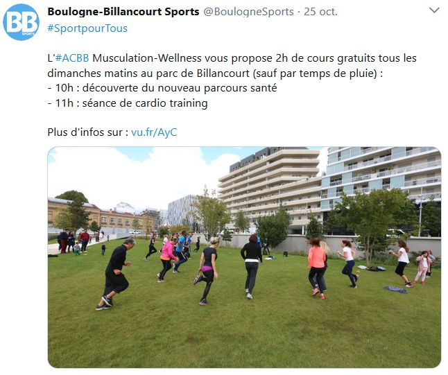 Parcours santé Parc de Billancourt Clipb465