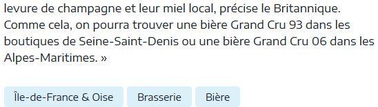 Micro Brasserie Seguin Sound Clipb547