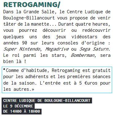 Centre Ludique de Boulogne-Billancourt (CLuBB) Clipb570
