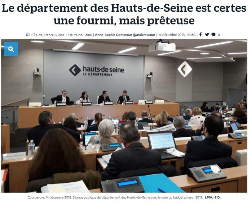 Informations sur les Hauts-de-Seine Clipb592