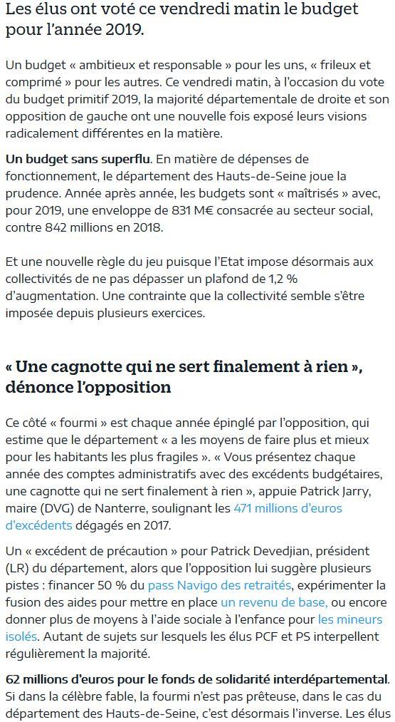 Informations sur les Hauts-de-Seine Clipb593