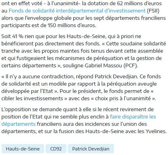 Informations sur les Hauts-de-Seine Clipb594