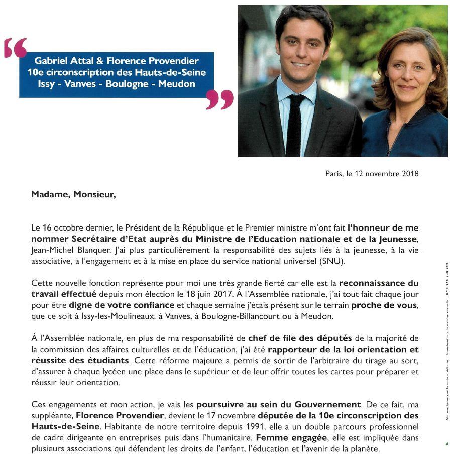 Elections législatives à Boulogne-Billancourt  Clipb607