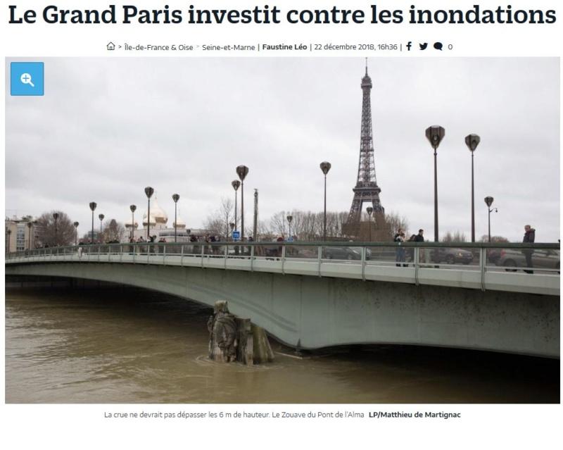 Crues de la Seine Clipb612