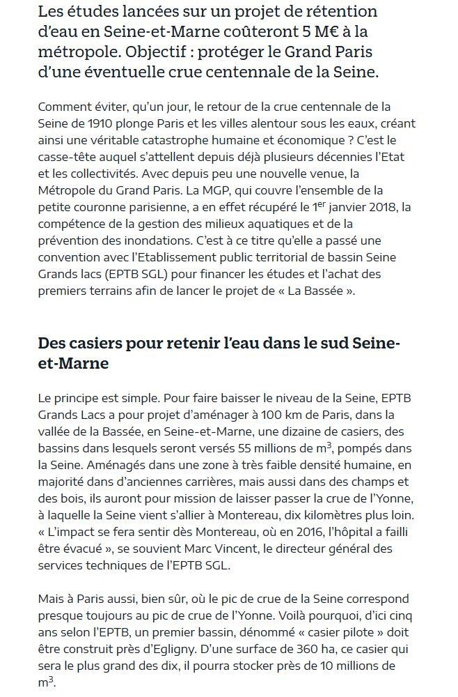 Crues de la Seine Clipb613