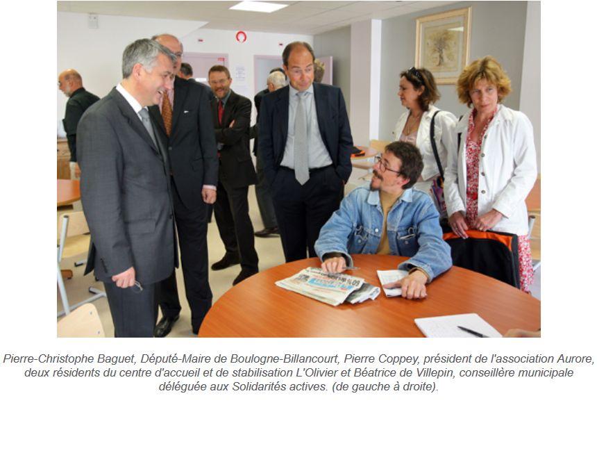 Association Aurore - Foyer de l'Olivier - Hébergement d'urgence pour SDF Clipb623