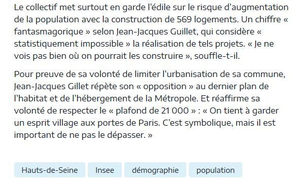 Informations sur les Hauts-de-Seine Clipb645