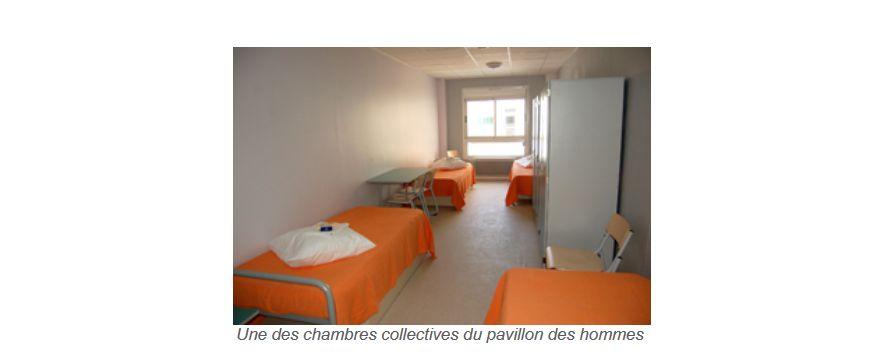 Association Aurore - Foyer de l'Olivier - Hébergement d'urgence pour SDF Clipb664