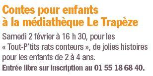 Médiathèque du trapèze Clipb675