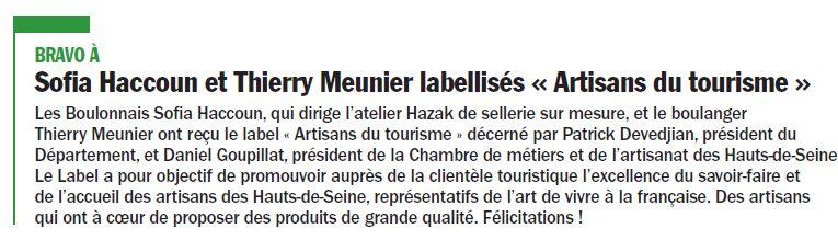 Boulangerie Thierry Meunier Clipb681