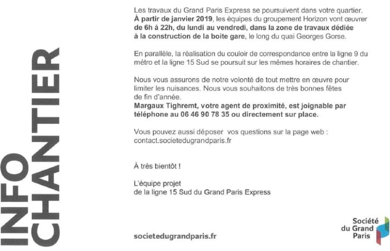 Transports en commun - Grand Paris Express Clipb699