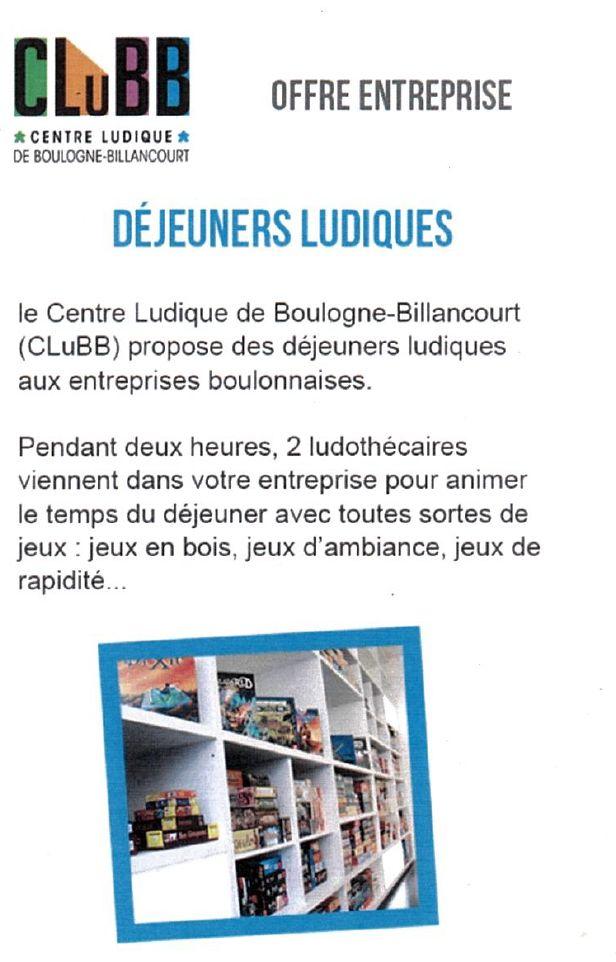 Centre Ludique de Boulogne-Billancourt (CLuBB) Clipb826