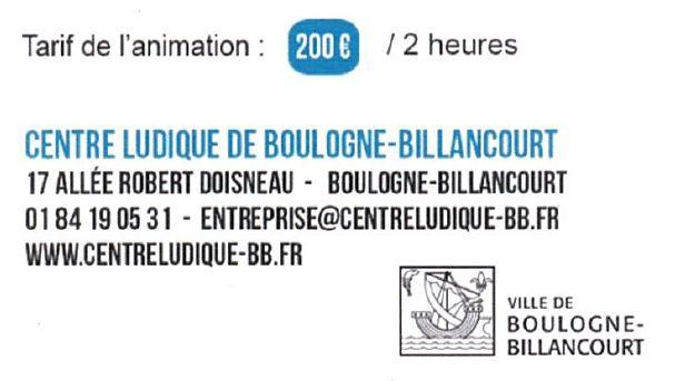Centre Ludique de Boulogne-Billancourt (CLuBB) Clipb827