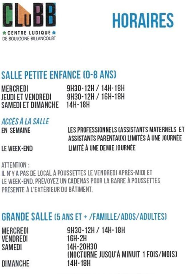 Centre Ludique de Boulogne-Billancourt (CLuBB) Clipb845