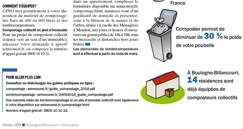 Gestion des déchets verts dans le quartier - Compost - Compostage Clipb902
