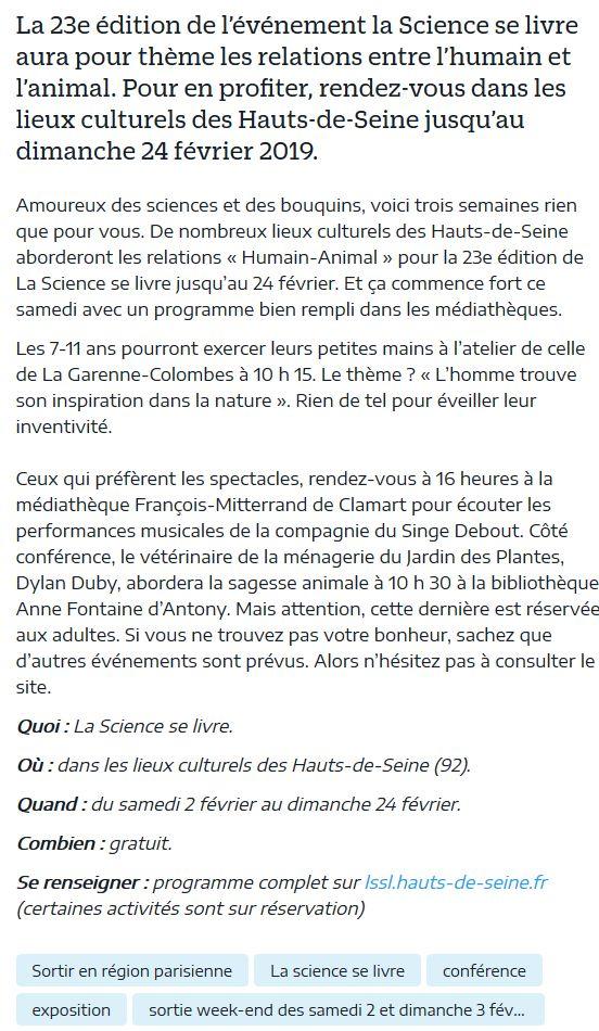 Expositions et évènements à la Seine Musicale de l'île Seguin Clipb909