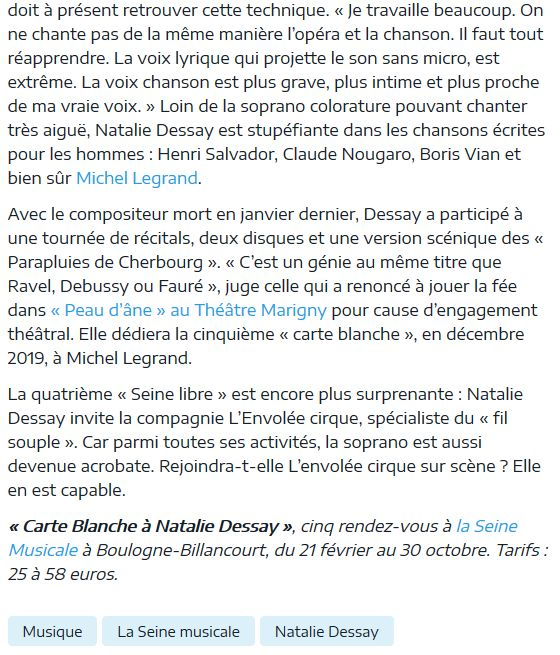 Concerts et spectacles à la Seine Musicale de l'île Seguin Clipb924