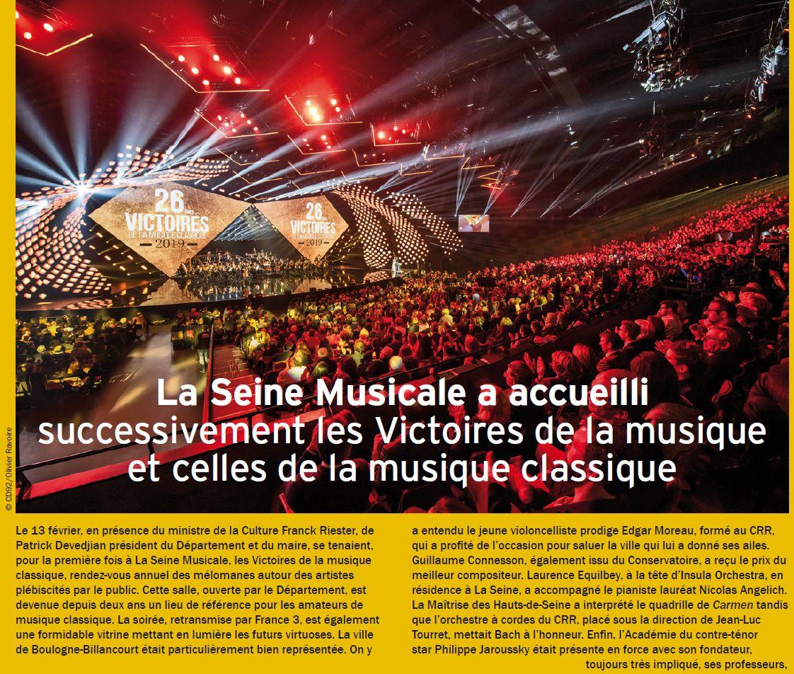 Expositions et évènements à la Seine Musicale de l'île Seguin Clipb985