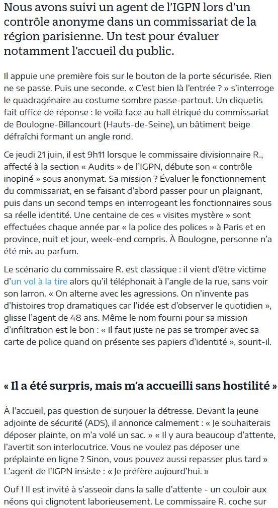 Commissariat de Boulogne-Billancourt Clipbo96