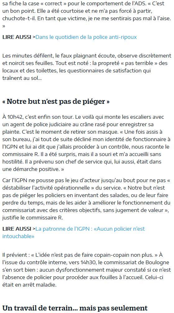 Commissariat de Boulogne-Billancourt Clipbo97