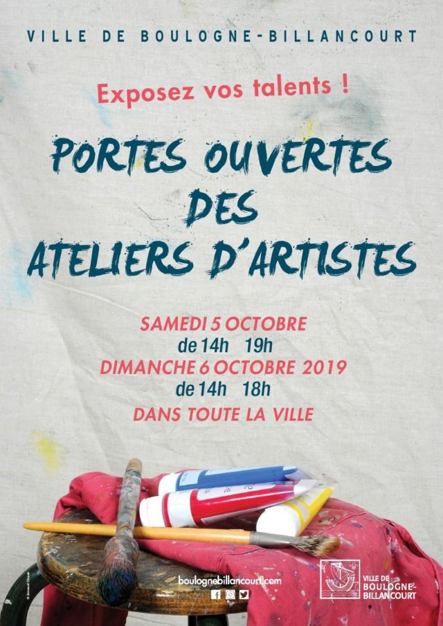 Portes ouvertes des ateliers d'artistes boulonnais D-sojl10