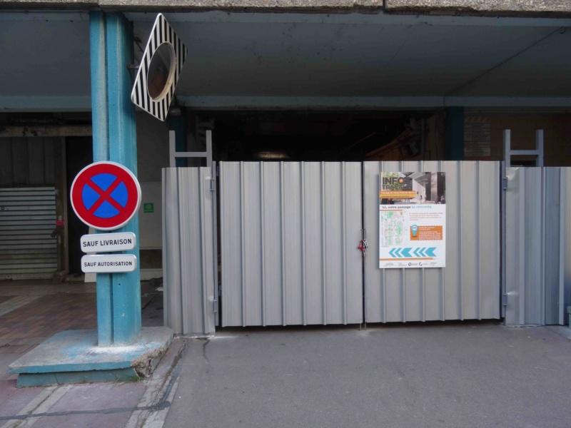 Rénovation du passage commercial du quartier du Pont de Sèvres Dsc00142