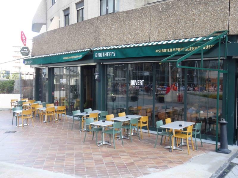 Restaurant Brothers (quartier du pont de Sèvres) Dsc00147