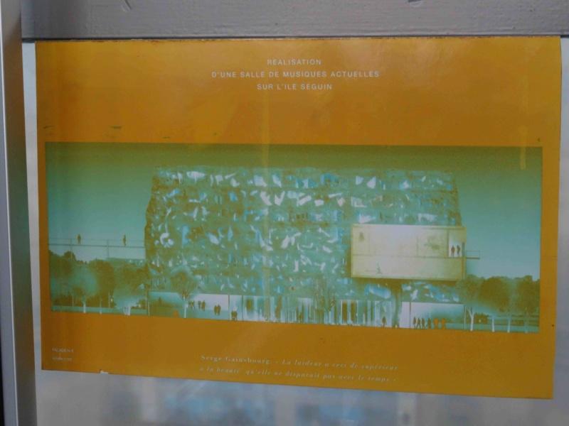 Histoire des projets pour l'île Seguin Dsc00440