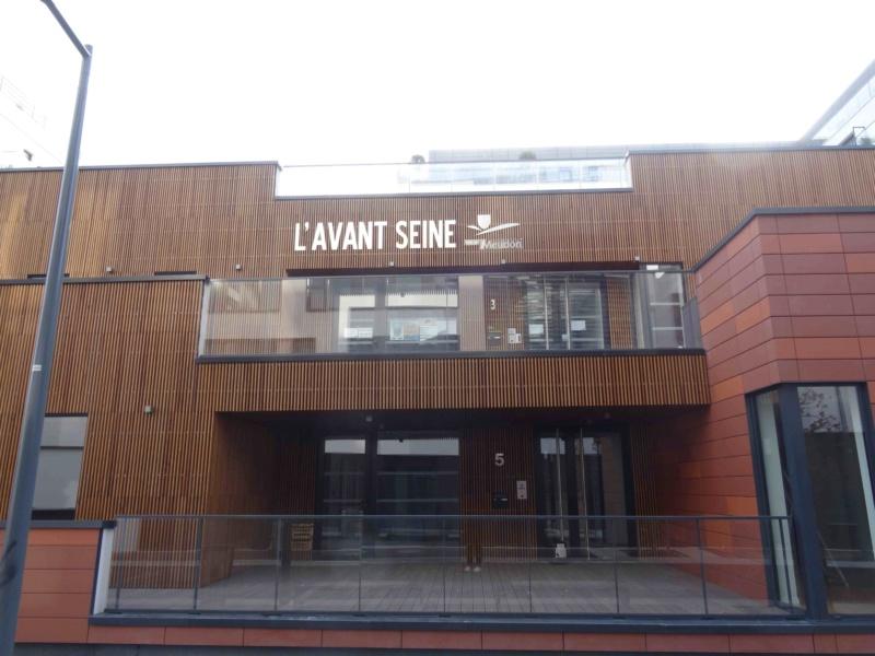 Pôle d'activités et de sport de Meudon : Avant Seine Dsc00518