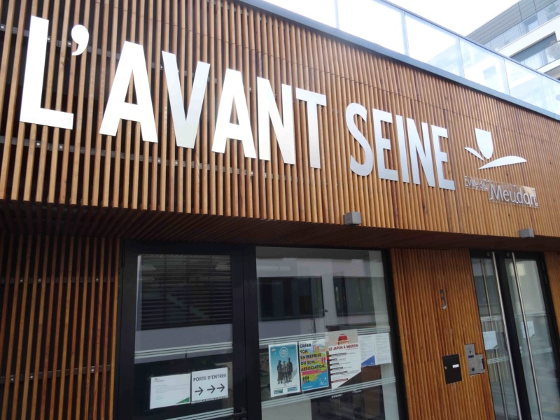 Pôle d'activités et de sport de Meudon : Avant Seine Dsc00530