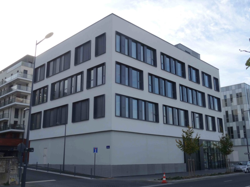 Immeuble GreenOffice en Seine (Meudon sur Seine) Dsc00612