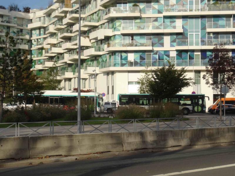 Bus 389 - Clamart - Trapèze - Hôtel de ville Boulogne-Billancourt Dsc00619
