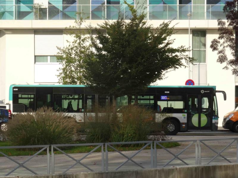Bus 389 - Clamart - Trapèze - Hôtel de ville Boulogne-Billancourt Dsc00620