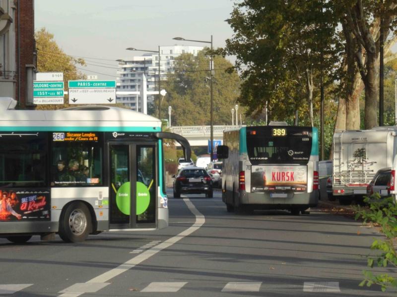 Bus 389 - Clamart - Trapèze - Hôtel de ville Boulogne-Billancourt Dsc00621
