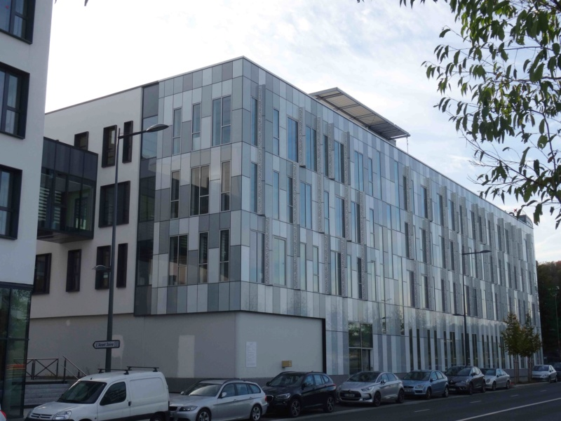 Immeuble GreenOffice en Seine (Meudon sur Seine) Dsc00624