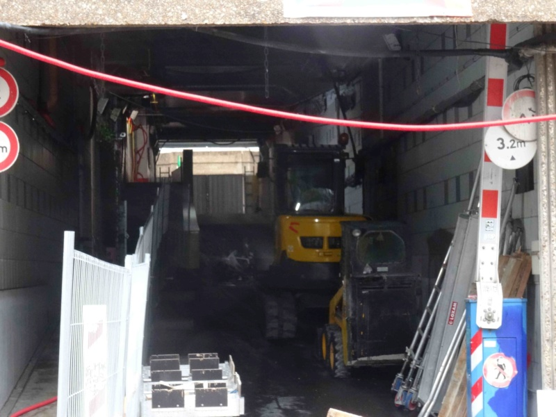 Rénovation du passage commercial du quartier du Pont de Sèvres Dsc00628