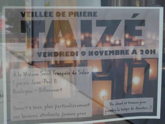 Evènements proposés par la Maison Saint François de Sales Dsc00638