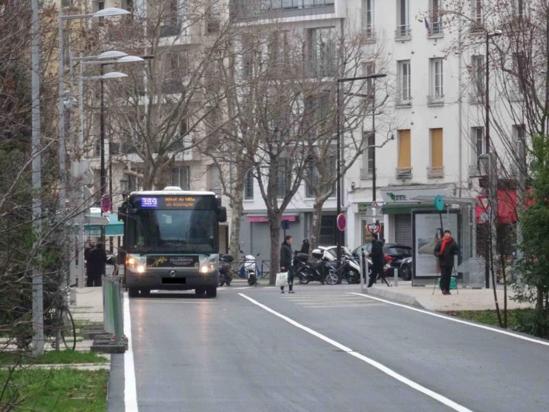 Bus 389 - Clamart - Trapèze - Hôtel de ville Boulogne-Billancourt Dsc00935